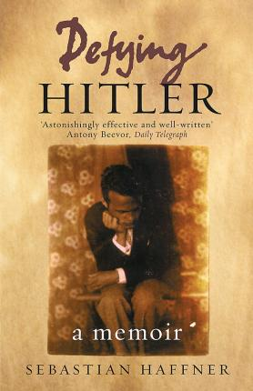 Defying Hitler Cover Image