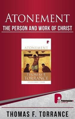 Atonement: The Person and Work of Christ Cover Image