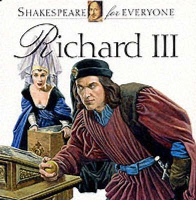 a literary analysis of richard iii by william shakespeare Here you will find the books and essays written by those who believe christopher marlowe was shakespeare  shakespeare in richard iii  william shakespeare.