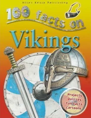 100 Facts - Vikings Cover Image
