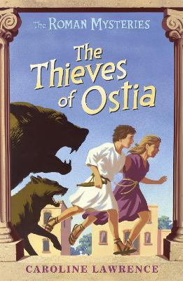 The Roman Mysteries: The Thieves of Ostia Cover Image
