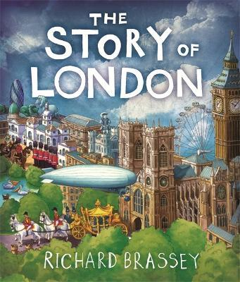 The Story of London Cover Image