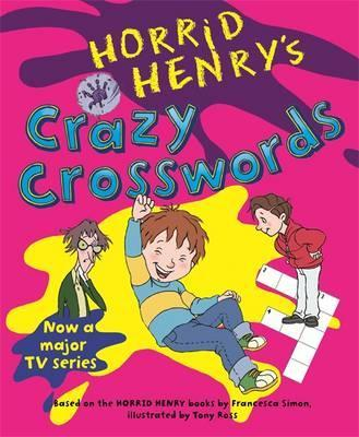 Horrid Henry S Crazy Crosswords Certprosolmai Over Blog Com