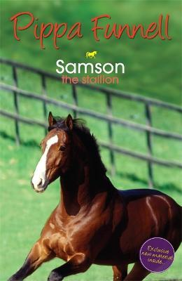 Tilly's Pony Tails: Samson Cover Image