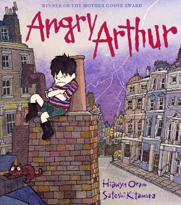 Angry Arthur Cover Image