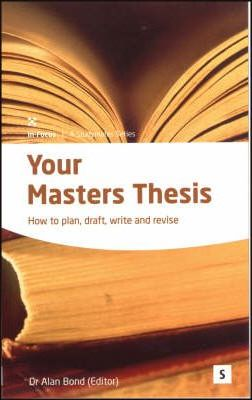 Alan sproul and masters thesis