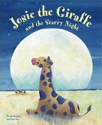Josie the Giraffe and the Starry Night