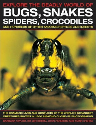 Explore the Deadly World of Bugs, Snakes, Spiders, Crocodiles Cover Image