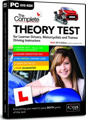 The Complete Theory Test 2013