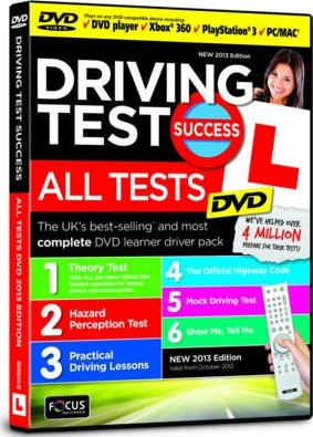 Driving Test Success All Tests 2013