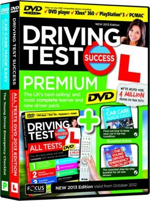 Driving Test Success All Tests Premium 2013