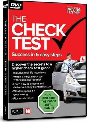 The Check Test - Success in 6 Easy Steps