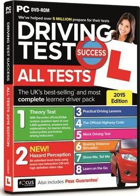 Driving Test Success All Tests 2015