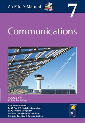 Air Pilot's Manual - Communications: Volume 7 Cover Image