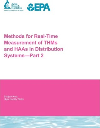 Methods for Real-Time Measurement of THMs and HAAs in Distribution Systems - Part 2