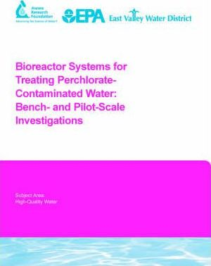 Bioreactor Systems for Treating Perchlorate-Contaminated Water