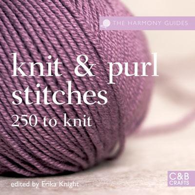 The Harmony Guides: Knit and Purl