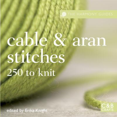 Cables and Aran Stitches