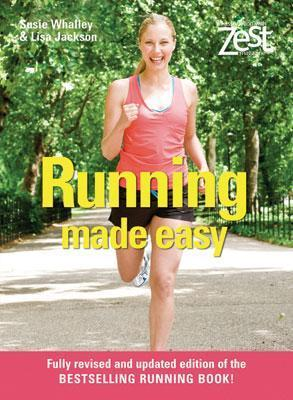 Zest Running Made Easy Cover Image