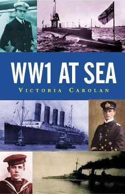 Ww1 At Sea Cover Image