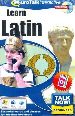 Talk Now! Learn Latin : Essential Words and Phrases for Absolute Beginners