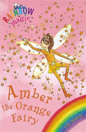 Amber the Orange Fairy Cover Image
