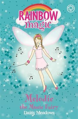 Rainbow Magic: Melodie The Music Fairy Cover Image