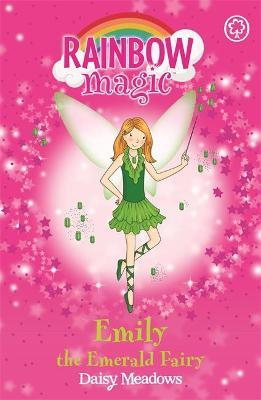 Rainbow Magic: Emily the Emerald Fairy Cover Image