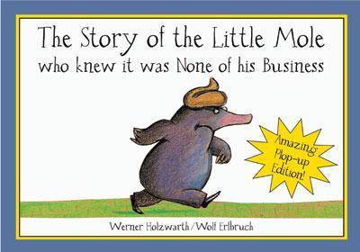 The Story of Little Mole Plop Up Edition!