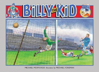 Billy the Kid Cover Image