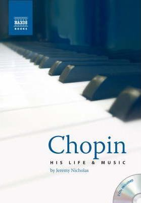 Chopin: His Life and Music Cover Image