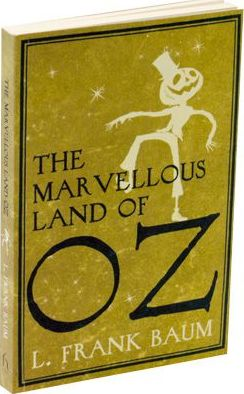 The Marvellous Land of Oz Cover Image