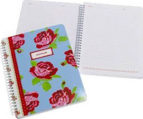 Cath Kidston Roses Notebook