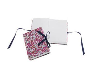 Liberty Floral Notebook