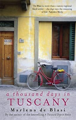 A Thousand Days In Tuscany Cover Image