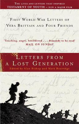 Letters From A Lost Generation Cover Image