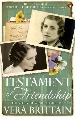 Testament of Friendship Cover Image