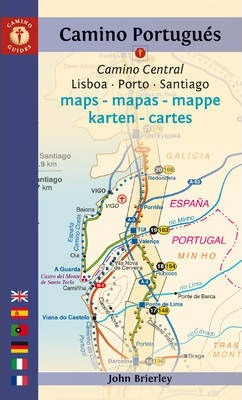 Camino Portugues Maps - 3rd Edition Cover Image