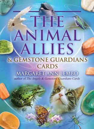 The Animal Allies and Gemstone Guardians Cards
