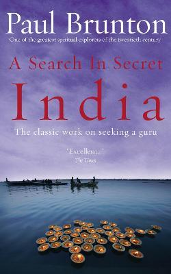 A Search In Secret India Cover Image
