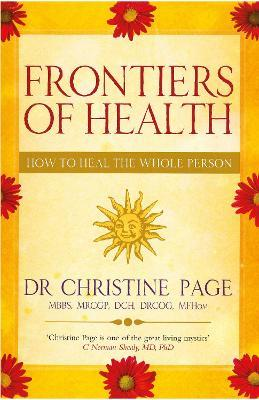 Frontiers Of Health Cover Image
