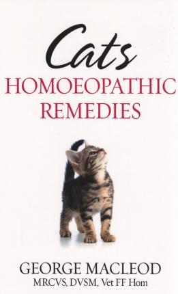 Cats: Homoeopathic Remedies Cover Image