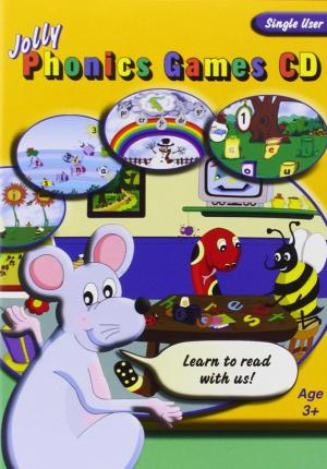 Jolly Phonics Games CD (single user) : Sara Wernham