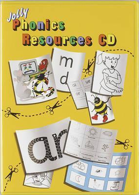 Jolly Phonics Resources CD Cover Image