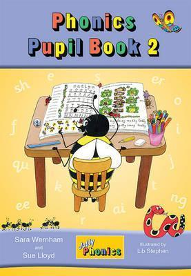 Jolly Phonics Pupil Book 2 (colour edition)