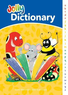 Jolly Dictionary (Hardback edition) Cover Image