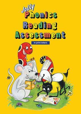 Jolly Phonics Reading Assessment : In Print Letters