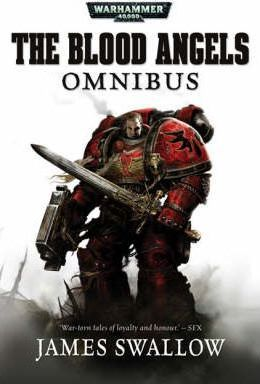 The Blood Angels Omnibus Cover Image