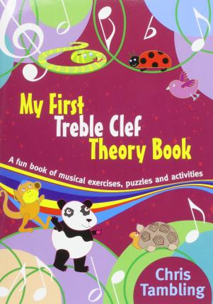 FIRST THEORY BOOK C CLEF
