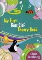 FIRST THEORY BOOK BASS CLEF